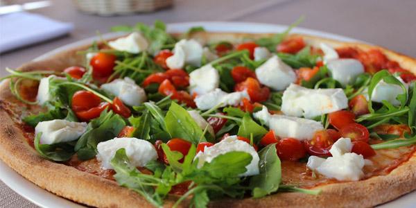 Pizza, eine lange italienische Tradition