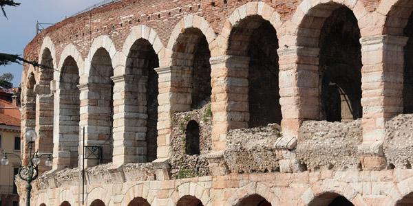 Arena, das Symbol der Stadt Verona